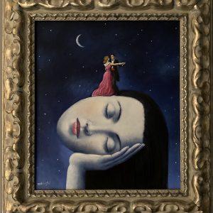 Rafał Olbiński - La Traviata