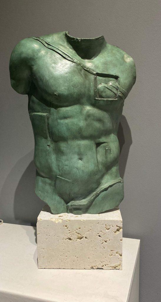 Igor Mitoraj Perseusz