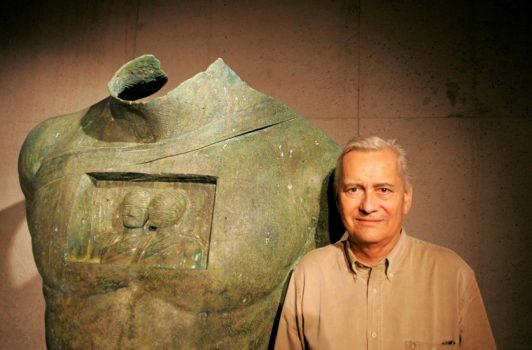 Igor Mitoraj – Rzeźba