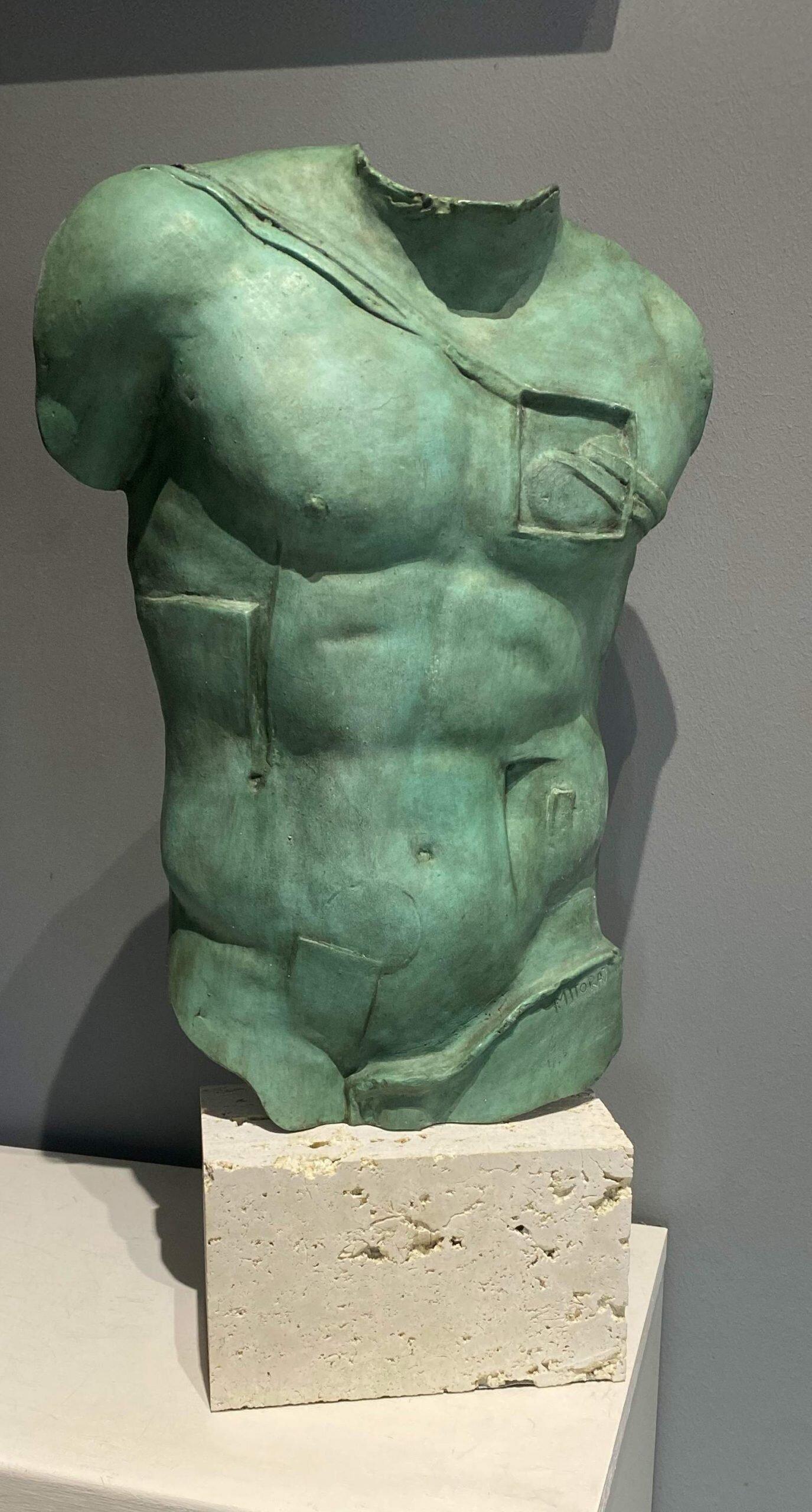 Igor Mitoraj – Persée