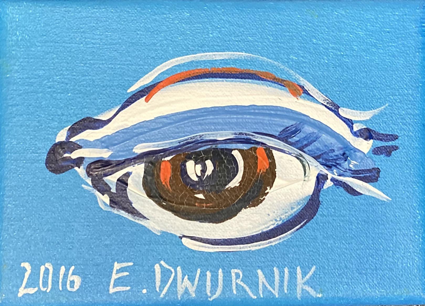 Edward Dwurnik – Oko