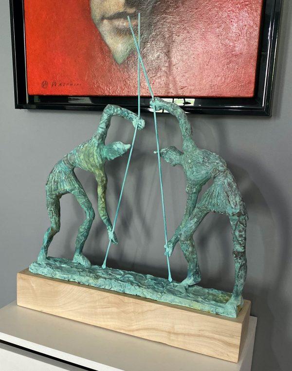 Bronisław Chromy Rzeźba
