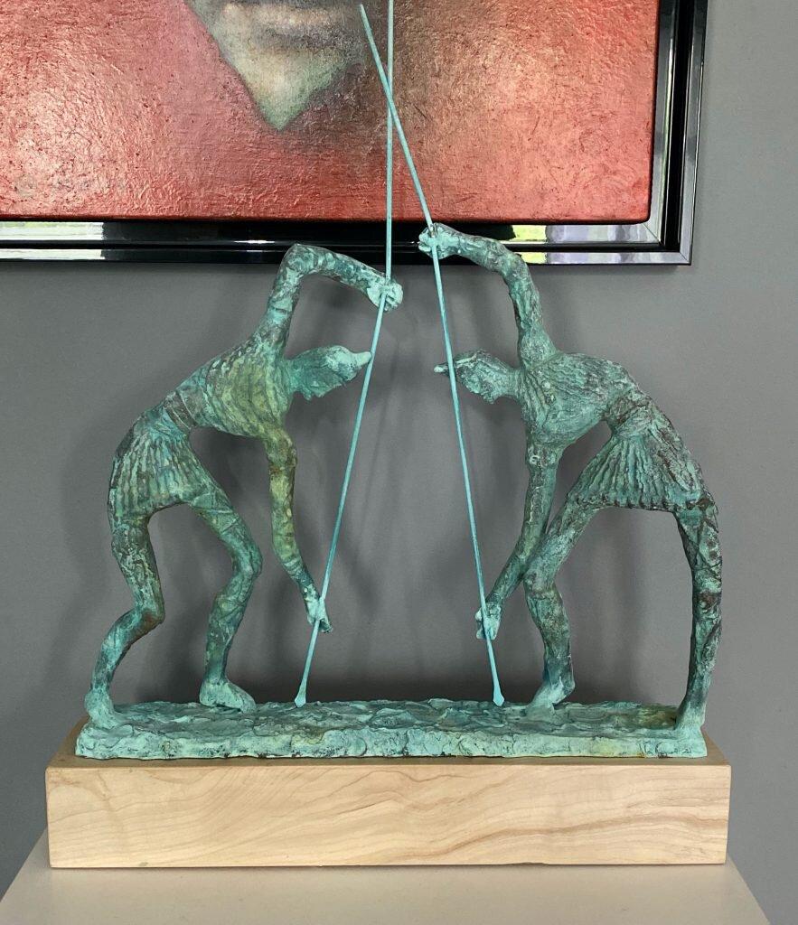 Bronisław Chromy - Rzeźba