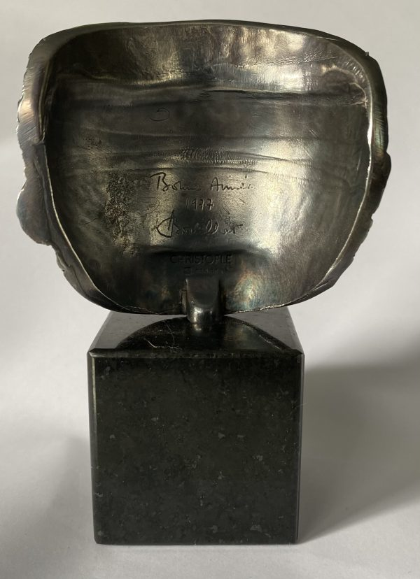 Igor Mitoraj - Rzeźba Twarz Zawoalowana