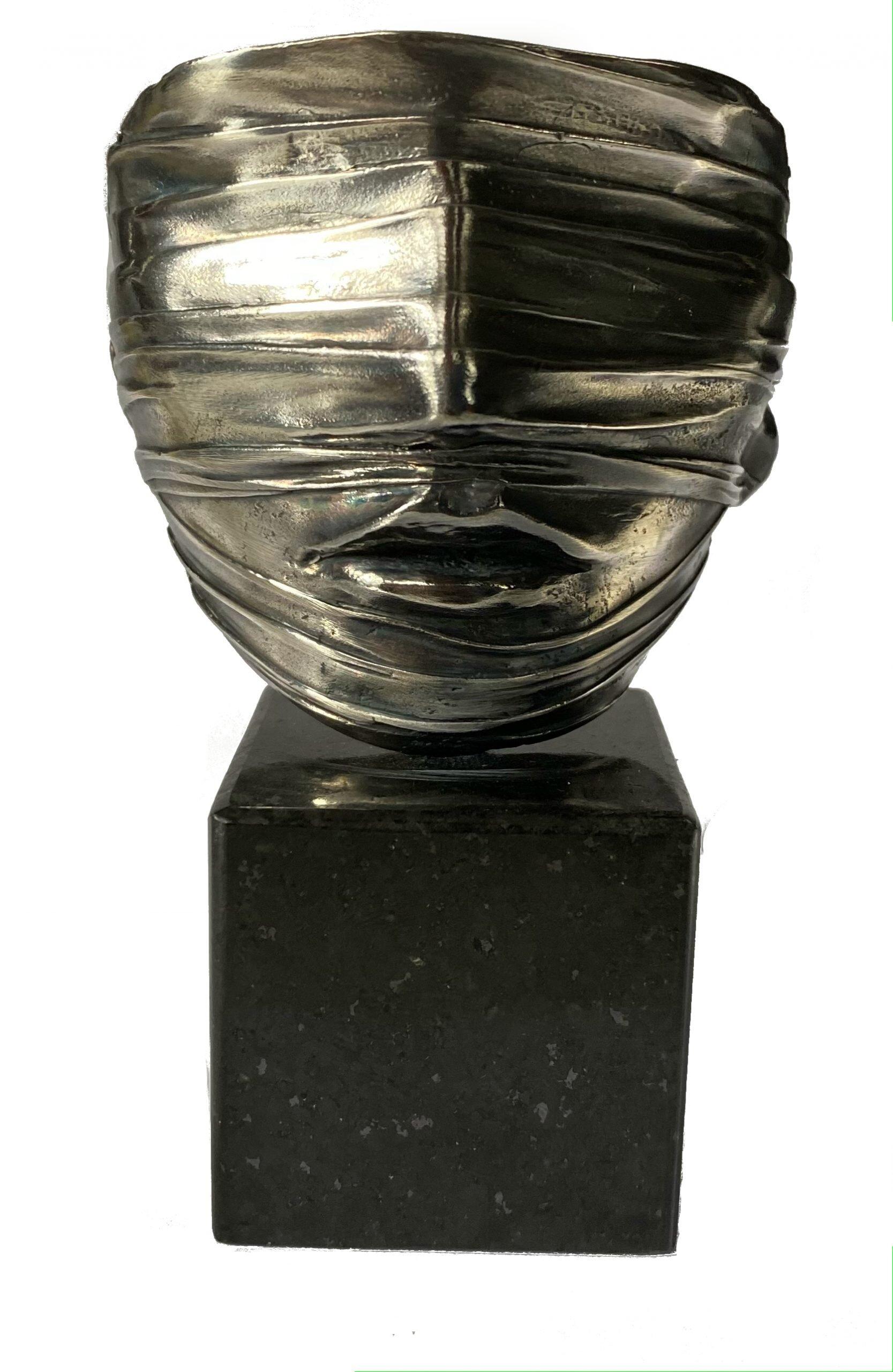 Igor Mitoraj – Rzeźba – Twarz zawoalowana Christofle
