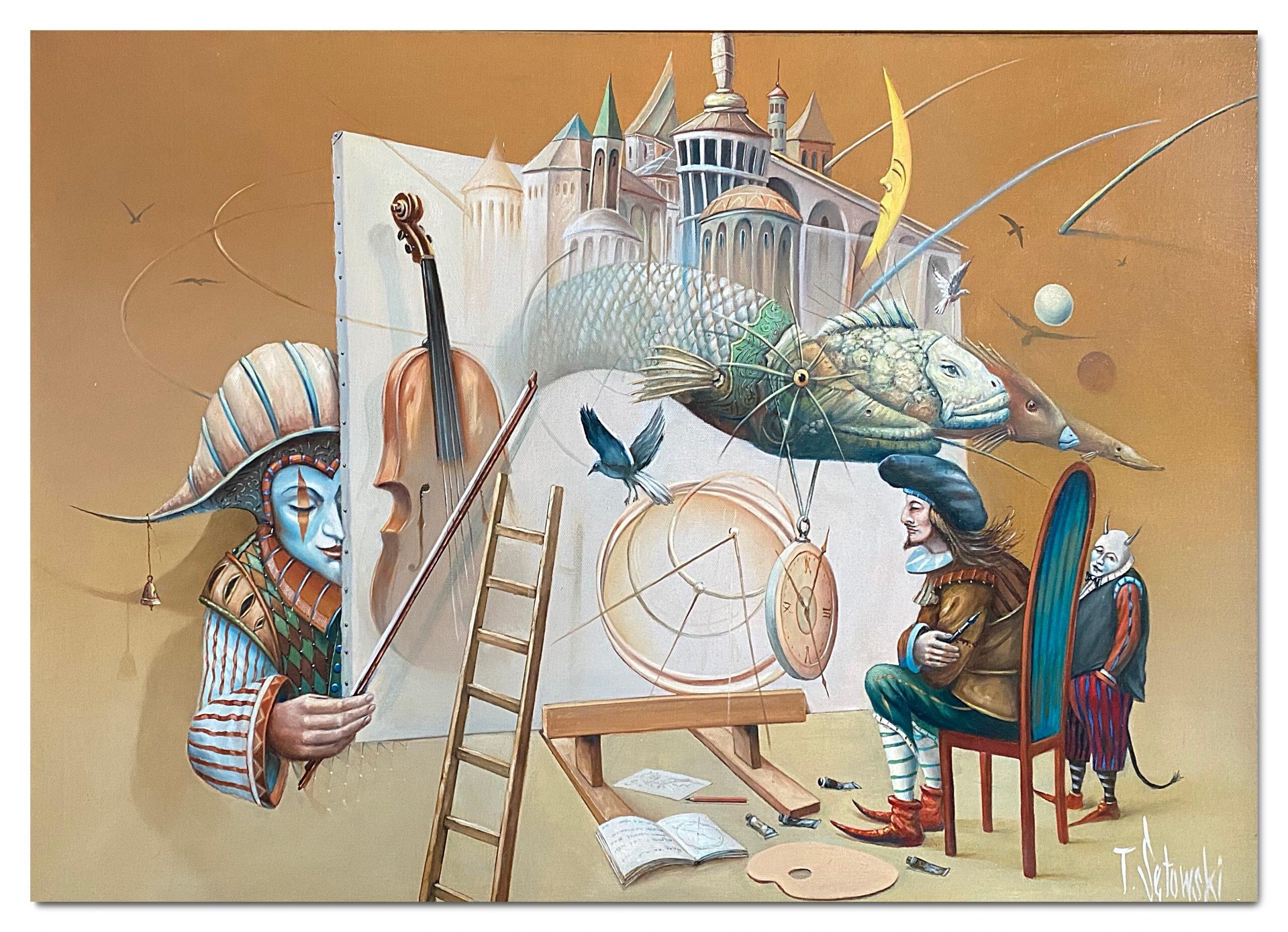 Tomasz Sętowski – Malarstwo