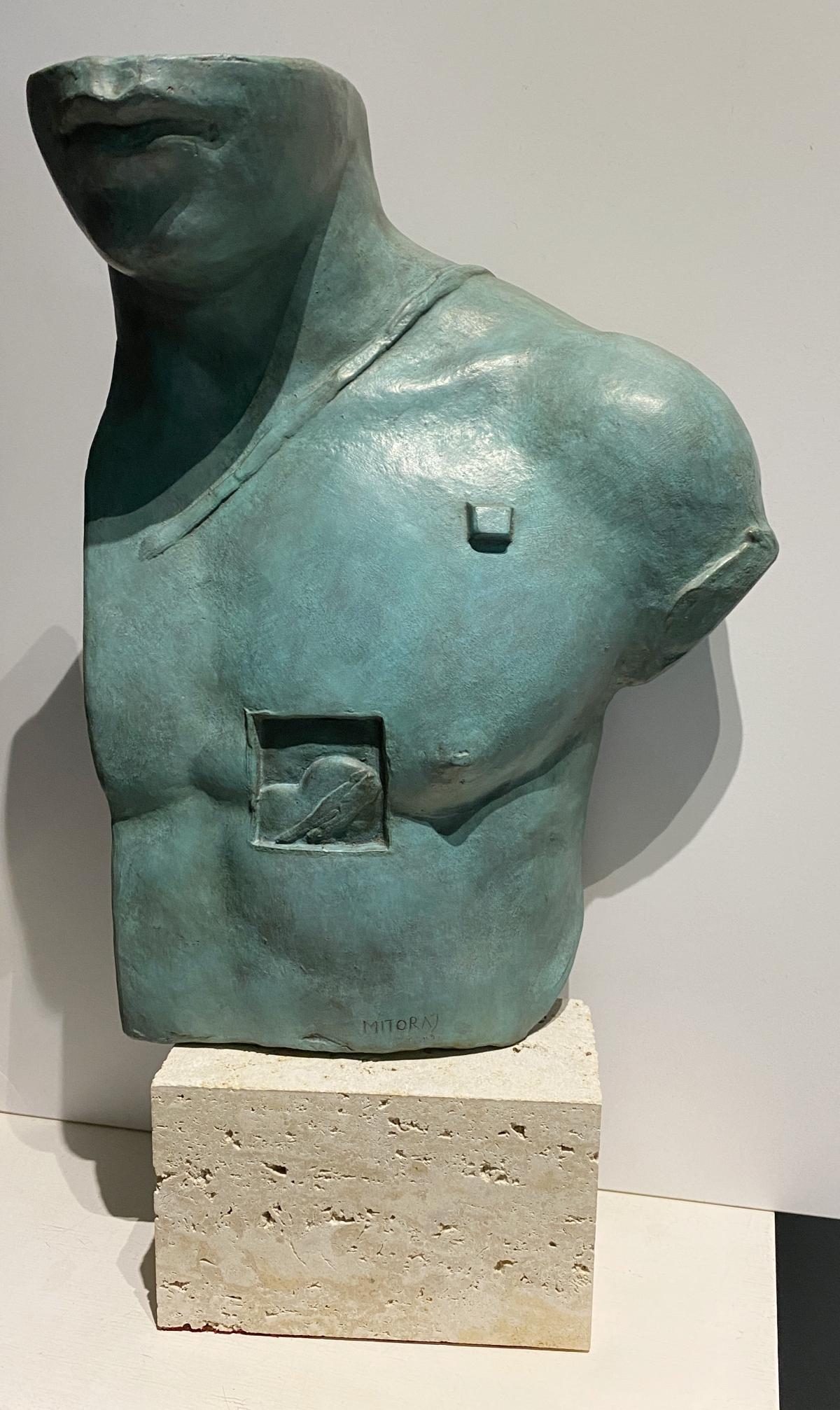 Igor Mitoraj – Rzeźba Asklepios