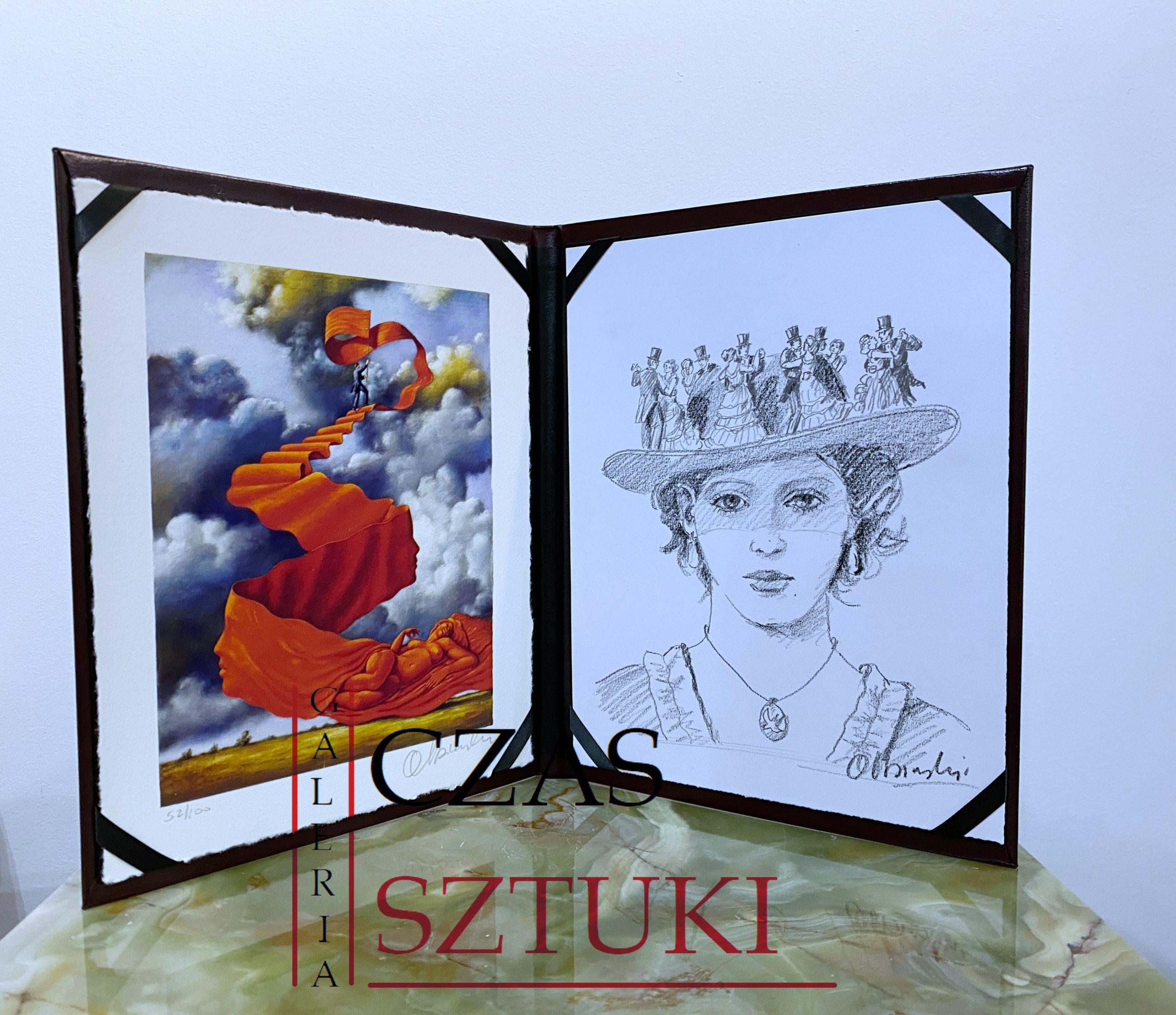 Rafał Olbiński – Zestaw kolekcjonerski Opera