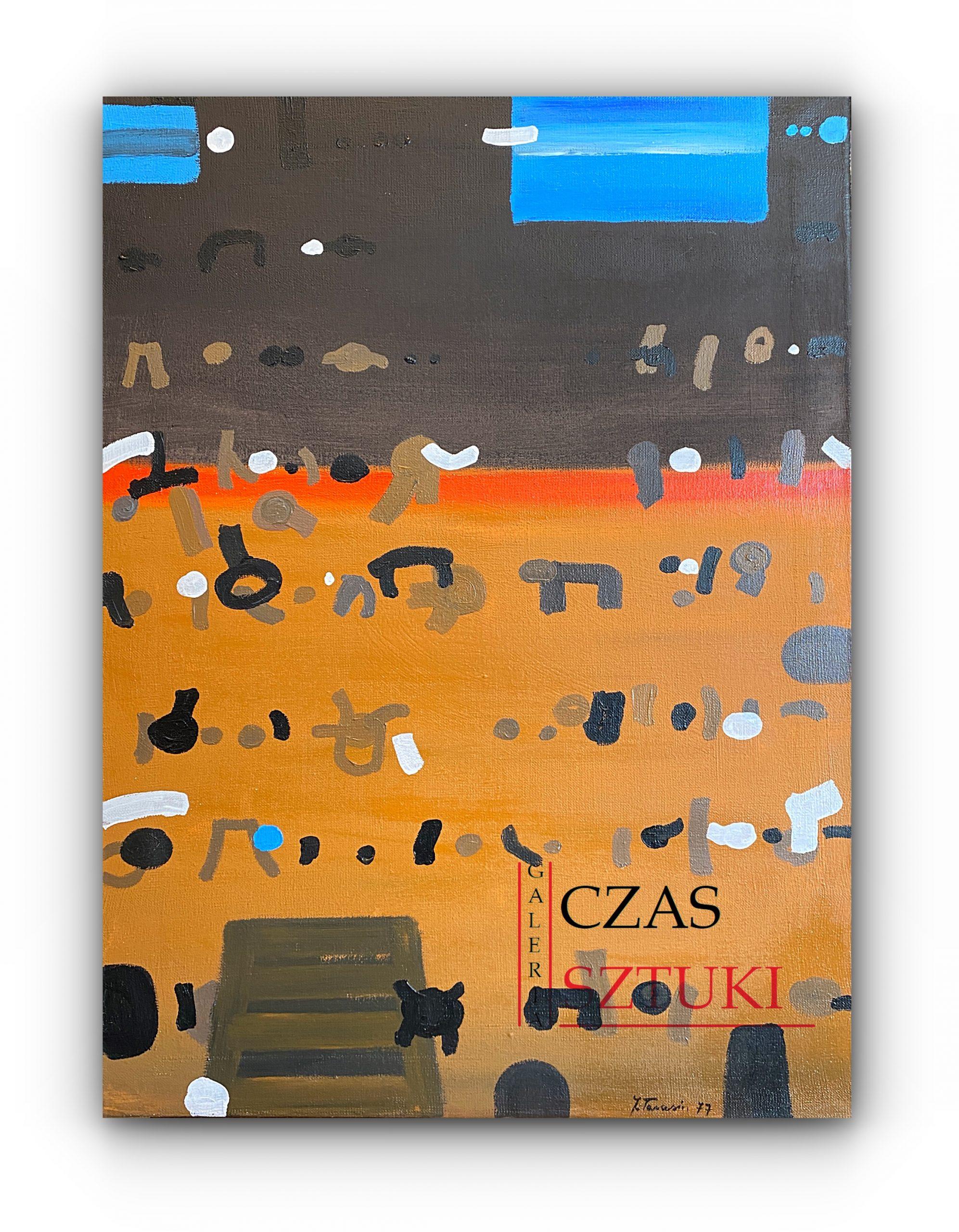 Jan Tarasin – Fragment – 1977 r.